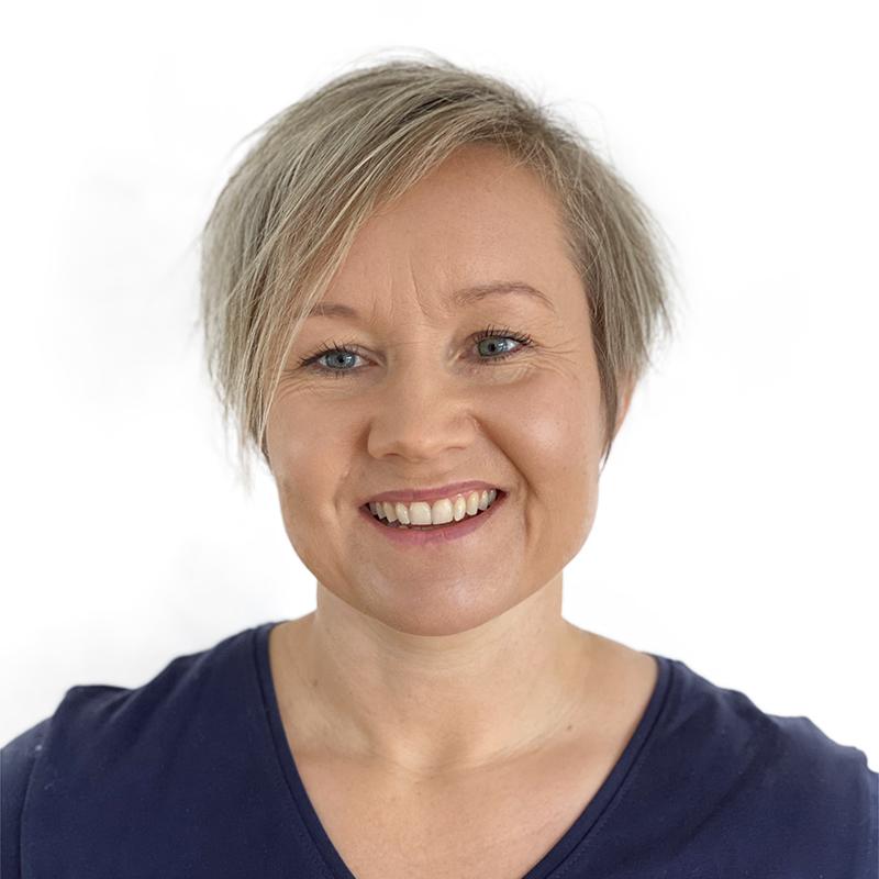 Kursleder Linda Gausland